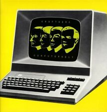 """KRAFTWERK """"COMPUTERWELT (REMASTER)"""" LP VINYL NEW"""