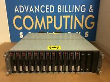 HP STORAGEWORKS MSA30 302969-B21 123476-003 SB SMART ARRAY W/ 12 CADDIES NO HDDS