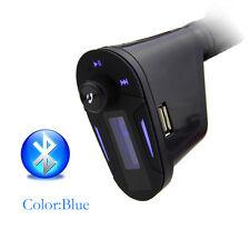 Wireless Remote Control Bluetooth Car FM transmitter LCD Car Kit MP3 player USB
