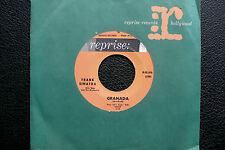 "7"" Frank Sinatra - Granada / The Curse Of An Aching Heart - US Reprise"