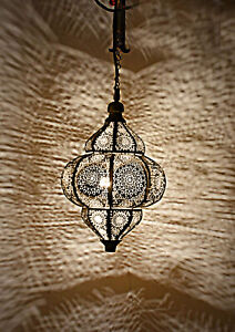 Moroccan Lamp Ceiling Lights Oriental Style Vintage Pendant Lantern Light Lamps