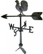 Montague Metal Products 24Inch Weathervane with Rooster Ornament