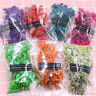 1 Bag Real Pressed Dried Flowers Leaves For DIY Epoxy Resin Jewelry Making Craft