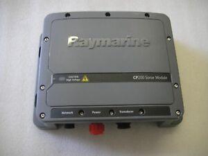 Raymarine CP200 SideVision Sonar Module E70256 FREE P&P