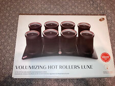 T3 Volumizing Hot Rollers Luxe Set of 8 Open box