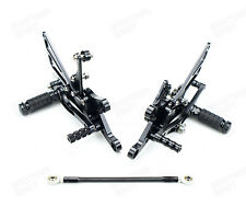 CNC Rearsets Footrest Foot Pegs Rear Set for Yamaha YZF-R1 YZF R1 1998-2005 2006