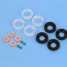 For PEUGEOT CITROEN 1.6 HDI DIESEL INJECTOR SEALS WASHER KIT 1982A0 198299 UK