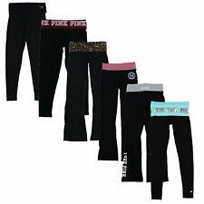 Victoria's Secret Pink Yoga Pants Leggings Athletic Bottoms Graphic New Vs Nwt