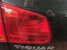 VW TIGUAN N/S (PASSENGER) TAILGATE LIGHT 2013