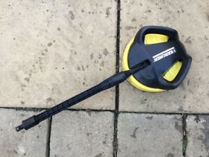 Karcher T250 Patio Cleaner Head and Extension Lance