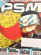 PSM Playstation Magazine Shinobi & Mature Games September 2002 070518nonrh