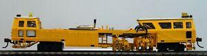 BACHMANN Spectrum HO Self Propelled Ballast Regulator Car Yellow UP Colors MOW