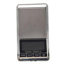 1000g x 0.1g LCD Mini electronic Digital Jewelry Weight Balance GRAM Scale D0D3