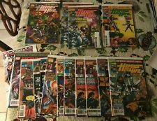 HEROES FOR HIRE 1 2 3 4 5 6 7 8 9 10 IRON FIST POWERMAN OSTRANDER 1997 HULK