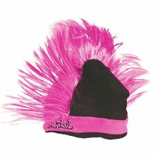 Mental Razor Pink Mohawk Ski Snowboard Fleece Crazy Cool Snow Cap Winter Hat