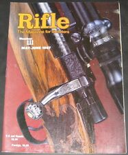 Rifle Magazine May / June 1987 # 111