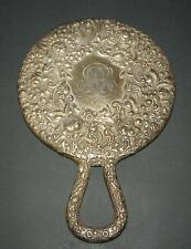 Antique Gorham Sterling Hand Mirror C500