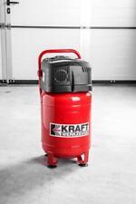 Kraft Werkzeuge Kompressor 30 Liter 10 bar 2PS 240 l/min