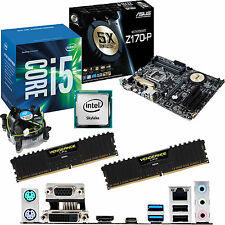 INTEL Core i5 6500 3.2Ghz & ASUS Z170-P & 8GB DDR4 3200 CORSAIR Bundle