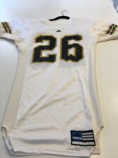 Game Worn Used Army Black Knights Football Jersey #26 Size 42