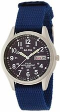 ALBA Watch AEFD556 Men JAPAN