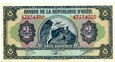 1919 Haiti 1950/'s P 183s Not Listed as Specimen 50 Gourdes L