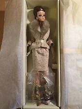 Barbie Fashion Model Collection: The Interview (Silkstone) - BNIB NRFB