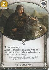 3 x The Wolf King AGoT LCG 2.0 Game of Thrones There Is My Claim 62