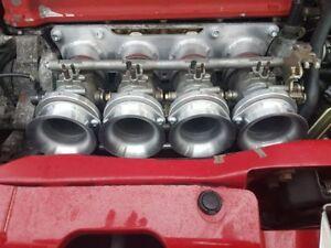 Honda Civic Type R K20A Bike Throttle Bodies Kit GSXR1300 46mm *STARTER PACK*
