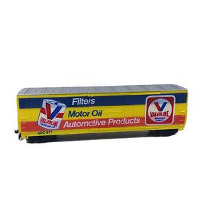 HO Life-Like Valvoline 50' Advertising Box Car AOC 971 Billboard