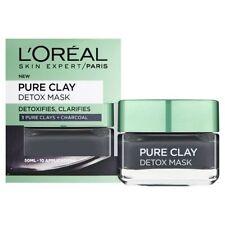 Charcoal Skin Clay Masks