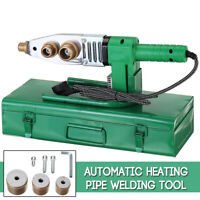 1 Set 3 Heads Alloy Electric Pipe Heating Welding Machine Tool For PPR PE Tube