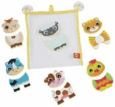 Alex Barnyard Stickers In The Tub Baby Bathtime Toys Bathing Grooming Bn