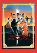Paul Naschy THE BEAST AND THE MAGIC SWORD Werewolf Wolfman DVD Horror