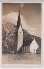 (17283) Foto AK Mittelberg, Kirche St. Jodok vor 1945