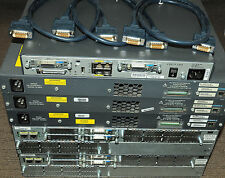 Cisco CCNA CCNP CCIE Lab 2xCISCO1841 CISCO2821 WS-C3548-XL-EN WIC-1T 1 YEAR Wty