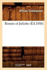 Romeo Et Juliette (Ed.1886) (Paperback or Softback)