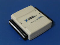 National Instruments USB-6008 Data Acquisition Card, NI DAQ, Multifunction FU8
