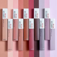Maybelline New York SUPER STAY MATTE INK Lip Color - Choose Your Shade
