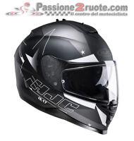 Helmet moto Hjc Is-17 Is17 Armada Mc5f black size S Casque integral helm