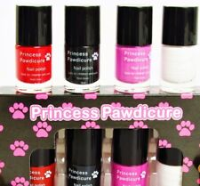 Princess Pawdicure Nail Polish for Kids and Pets. Color- White