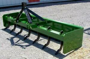 New TRI Tennessee River 8 Ft HD Box Blade(FREE 1000 MILE DELIVERY FROM KENTUCKY)