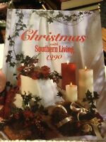 Christmas With Southern Living, 1990 Hardcover – August 1990 by Kathleen English