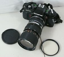 Olympus OMPC DX SLR 35mm Film Camera Photography w/ f/3.8-4.8 28-80mm Zoom Lens