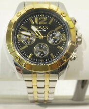 Omax Sice 1946 Men's Wristwatch OB01 Gold/Silver from Watches Collection