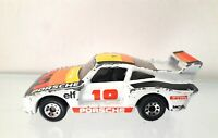 Vintage classic from MATCHBOX RACING PORSCHE 935 , RACING COLOURS 10