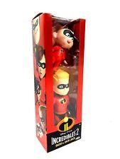 Jakks Disney Pixar Incredibles 2 Dash & Jack-Jack Action Figures - New