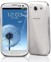 SAMSUNG GALAXY S III GTi9300, S3 bianco sbloccato Cellulare SENZA SIM