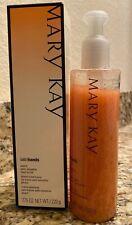 Mary Kay Satin Hands Peach Satin smoothie hand scrub New 7.75 oz. Discontinued