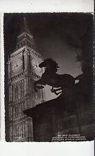BF32990 big ben floodlit showing in foreground london   uk   front/back image
